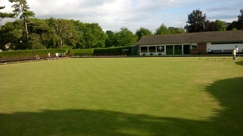 bowls at gildredge park eastbourne